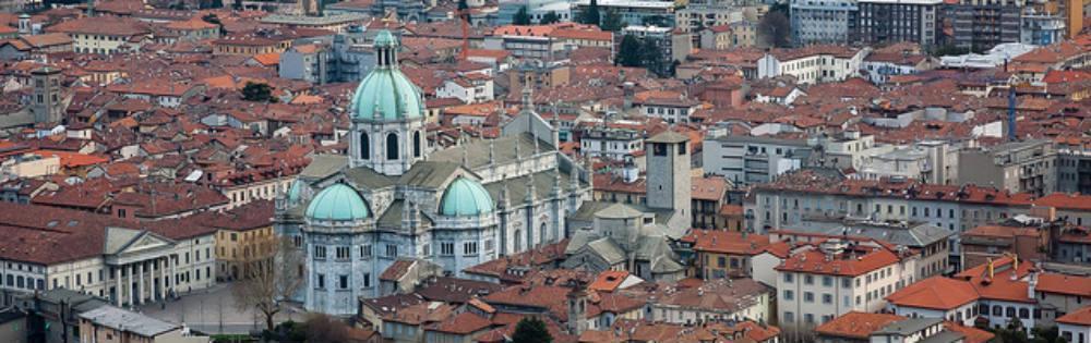 COMO centro storico