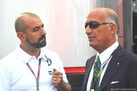 Ivan Capelli, Presidente ACM, con Angelo Sticchi Damiani, Presidente ACI