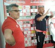l'allenatore Fulvio Pea, artefice primo della salvezza del calcio Monza