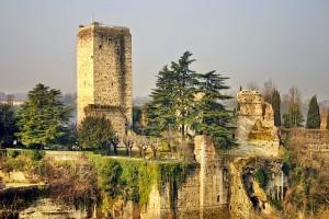 castello trezzo adda