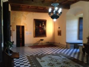 Castello Dal Verme Salone
