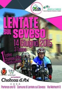 Giro d'Italia di Handbike - Lentate 14-6-15