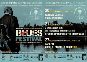 Italian Blues River 2015