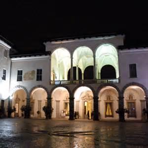 Suggestioni notturne a Palazzo Arese Borromeo