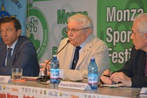 Pietro Mazzo, Presidente dell'USSMB