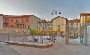 Piazza Martinelli Como