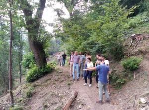 Consorzio forestale Lario