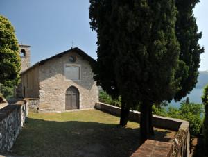 Sentiero del Viandante Chiesa S Giorgio