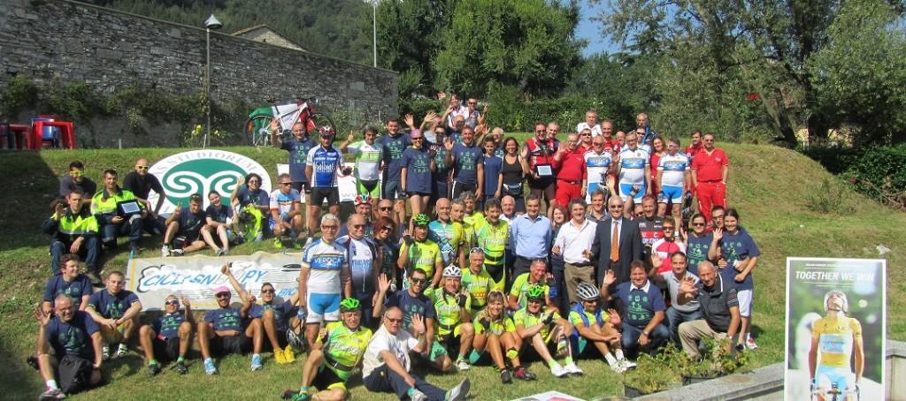 Foto di gruppo dell'edizione 2014