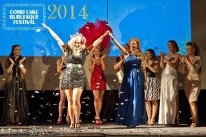 Festival Burlesque Como IncoronazioneQueenOfTheLake2014