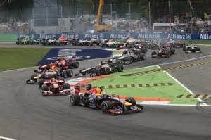 Gran Premio 4 partenza
