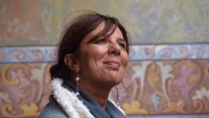 """Silvia Barbieri regista della """"piece"""" teatrale delle suore"""