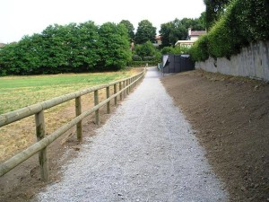 Parco della Valle del Lambro pista 1