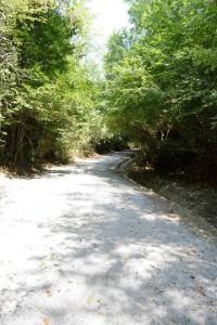Parco della Valle del Lambro pista 2