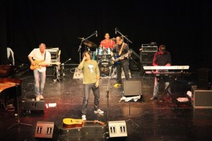 The Doc's Band in concerto