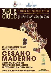 Art & Ciocc Fiera del Cioccolato Cesano Maderno