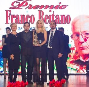 PREMIO FRANCO REITANO Vincitrice