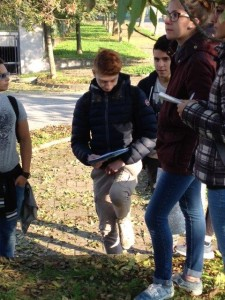 Vimercate studenti ricerca Itis 2