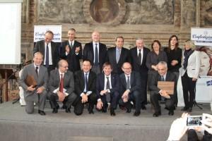 70° APA Confartigianato Imprese Milano Monza e Brianza: foto di gruppo per presidenti e segretari