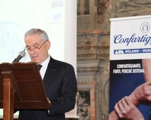 70° Apa Confartigianato Presidente Gianni Barzaghi