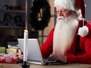 Babbo Natale on line