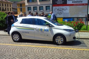 Lecco Car Sharing E-Vai 2