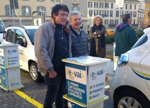 Lecco Car Sharing E-Vai