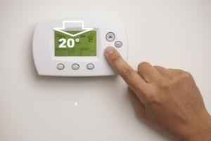 Riscaldamento termostato