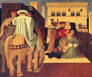 Salvatore Fiume, Congiura dei Baglioni Palazzo Donini Perugia