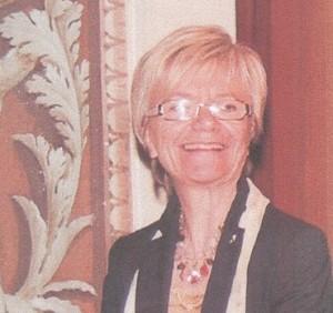 Enrica Colzani, presidente della sezione AIDO di Monza e Brianza