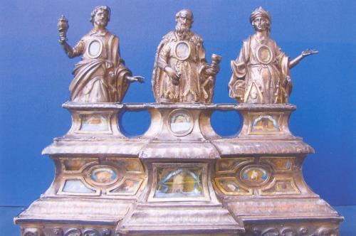 Brugherio, il reliquario degli Umitt