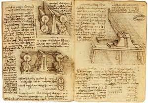 Codice Atlantico Leonardo