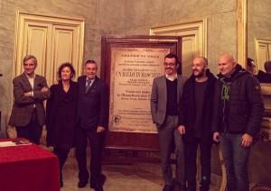 La presentazione del DJ Set di Carnevale in maschera al Teatro Sociale di Como