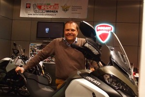 Ducati Monza Umberto Villa