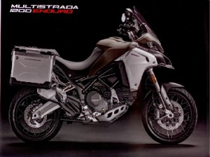 Ducati Multistrada Enduro 1200
