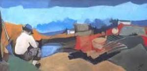 Ezio Barni quadro