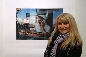 La reporter Felicia Chi, presente a Ri-scatti, ha collaborato anche con BrianzaPiù