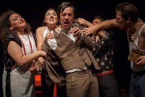 Hamlet Travestie (foto Lucia Baldini)
