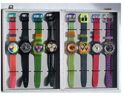 Swatch collezione