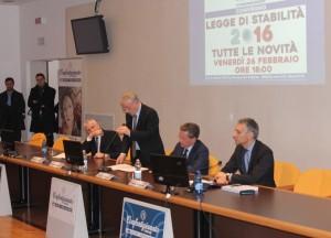 Convegno Apa Legge Stabilità relatori