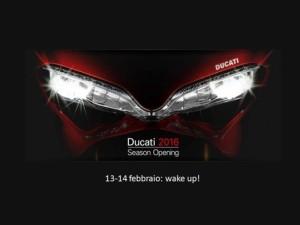 Ducati Season Opening