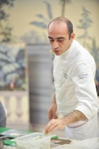 Leonardo Marongiu chef di Desio