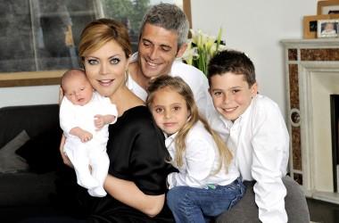 Vittoria Belvedere famiglia