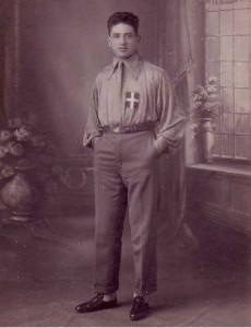 Francesco Zucchetti Oro Olimpico 1924 2