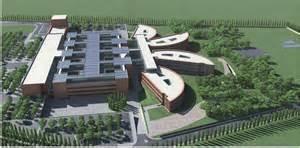 Ospedale di Vimercate veduta aerea