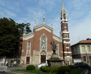 Santa Maria degli Angeli Monza