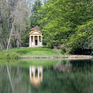 Villa Reale Giardini Tempietto