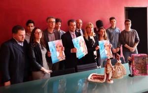 Barbie and friends, foto di gruppo alla presentazione ufficiale