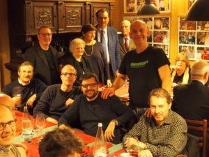 Club del Buongustaio MB: tavolata allHostaria L' Angolo del Beato