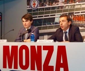 Andrea Dell'Orto, presidente SIAS, con il direttore Francesco Ferri (a sinistra)